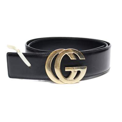 GG leather Belt -0