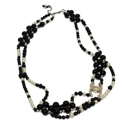 Black pearl Belt-1