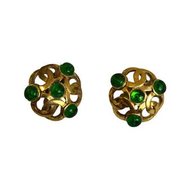 Vintage Clip-on  Earrings-0
