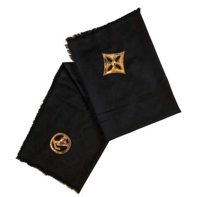 New embroidered Scarf -9