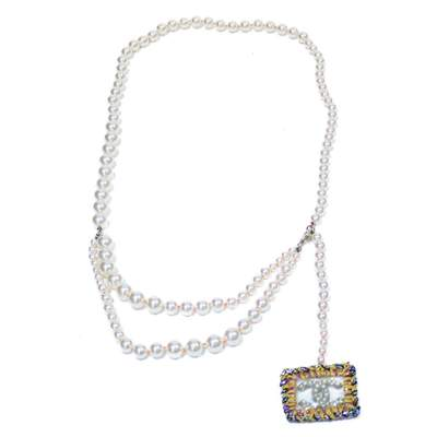 Pearl Neacklace-0