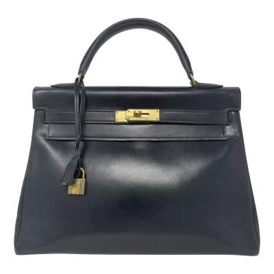 Vintage 50's  Kelly bag.-1