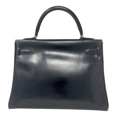 Vintage 50's  Kelly bag.-3