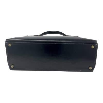 Vintage 50's  Kelly bag.-7