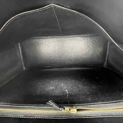 Vintage 50's  Kelly bag.-9
