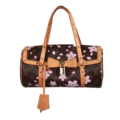 Cherry Blossom Butterfly Bag-0