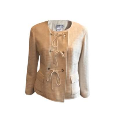 Cotton Tweed Jacket-0