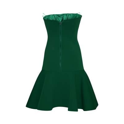 Strapless Dress-3