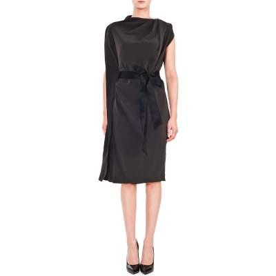 Silk style Dress-3