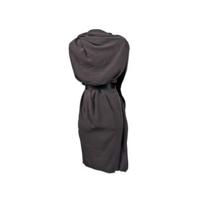 Silk style Dress-5