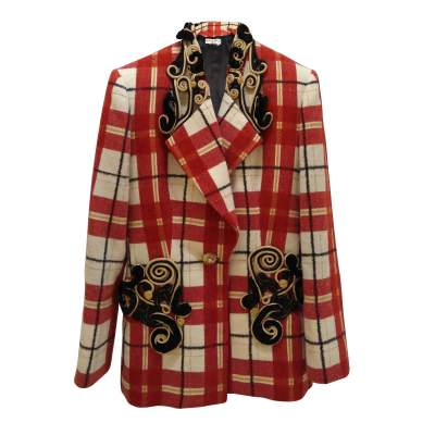 Galliano by Dior wool Jacket-0