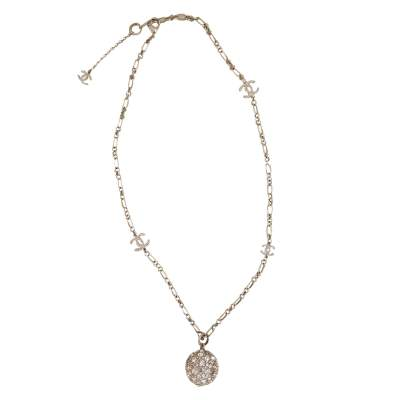 Stunning Silver  Necklace-0