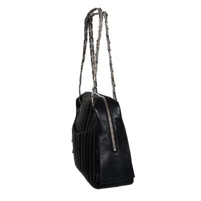 Calfskin leather Bag -7