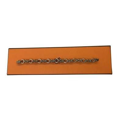 Vintage Sterling Silver Bracelet-0