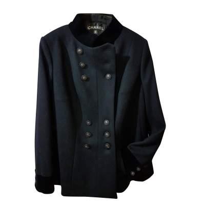 Wool Jacket-0