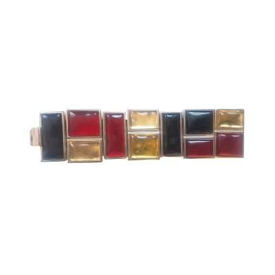 Vintage Resin Bracelet-0