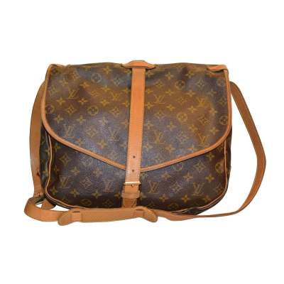Vintage besace style Bag-0