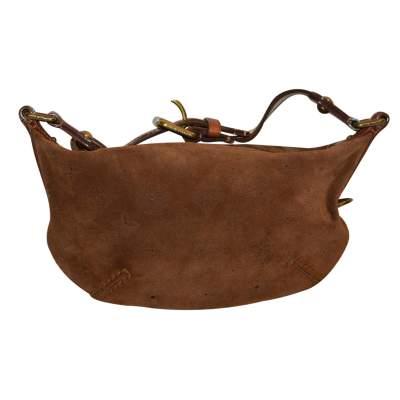 Suede Handbag-3