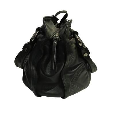 Soft leather Handbag -5