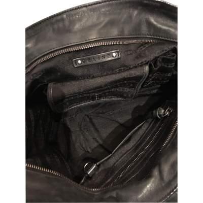 Soft leather Handbag -11