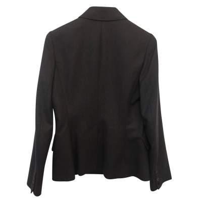 Gray wool jacket-3