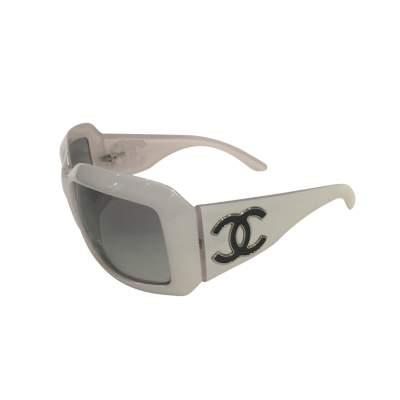White Sunglasses-0