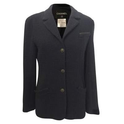 Tweed Jacket -0