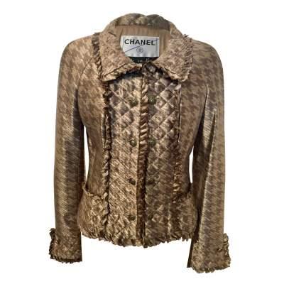 Unique Silk satin Jacket-0