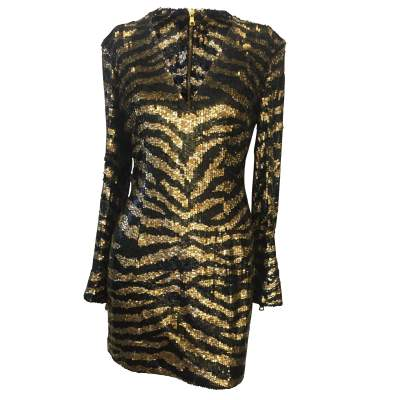 Sequin dress-0