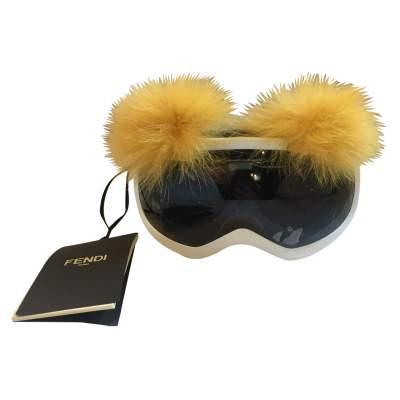 Fox Pompom ski mask-0