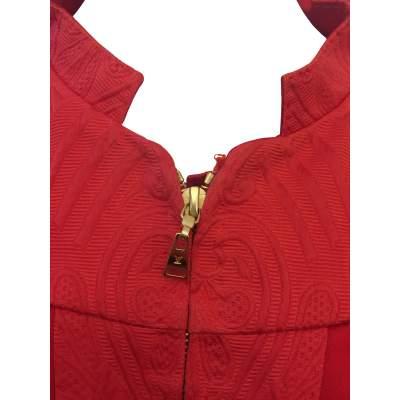 Silk cotton jacket -7