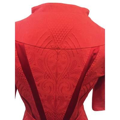 Silk cotton jacket -5