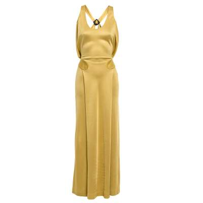 Viscose Evening dress -0