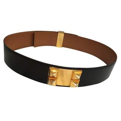 Black and gold Belt-3