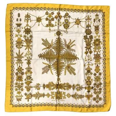 Vintage Silk Scarf-0