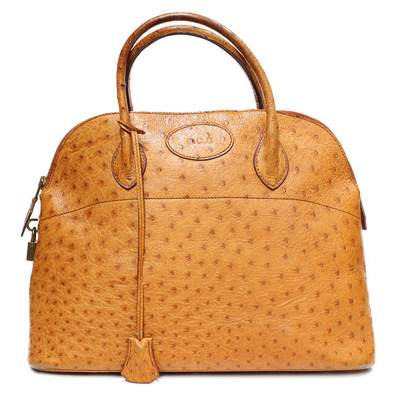 Orange Bolide Bag-0
