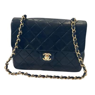 Vintage leather Bag-0