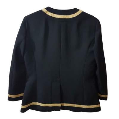 Black and golden Jacket -3