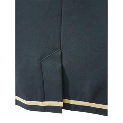 Black and golden Jacket -5