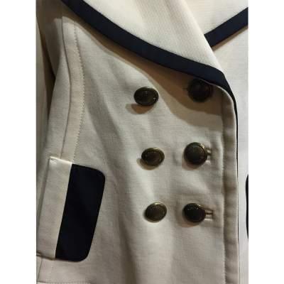 Flared wool Jacket -5