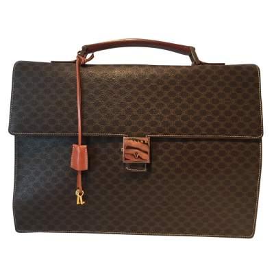 Monogram Schoolbag-1