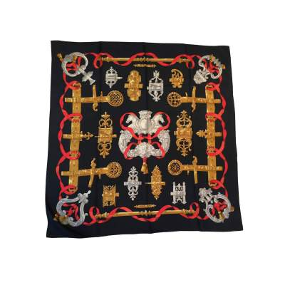 Collector Silk scarf -0