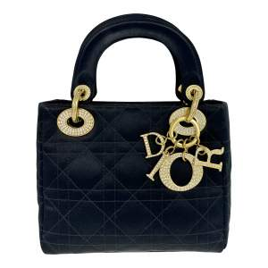 Mini Lady Dior Satin-0