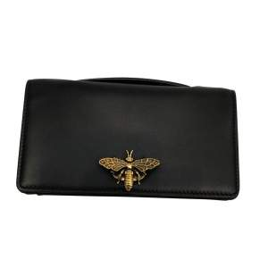 Leather hard Clutch-0
