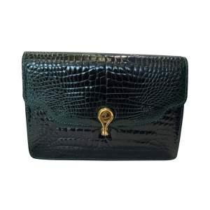 Vintage green Bag -0