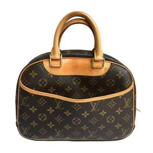 Small monogram canvas Handbag-0