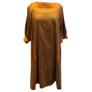 Vintage '84 silk Dress-0