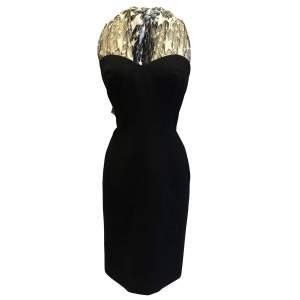 Strapless Vintage 1987 Dress-0