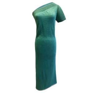 Vintage Knit Dress-0