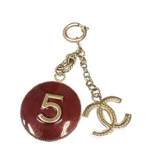 Gold metal Keychain-0